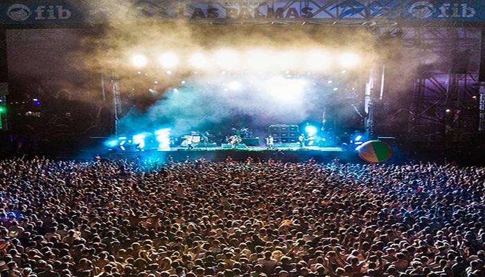 El FIB anuncia a los Red Hot Chili Peppers como cabeza de cartel para la próxima edición del festival