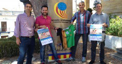 Benicàssim acoge la II Lliga Caixa Popular de Balonmano Playa este fin de semana