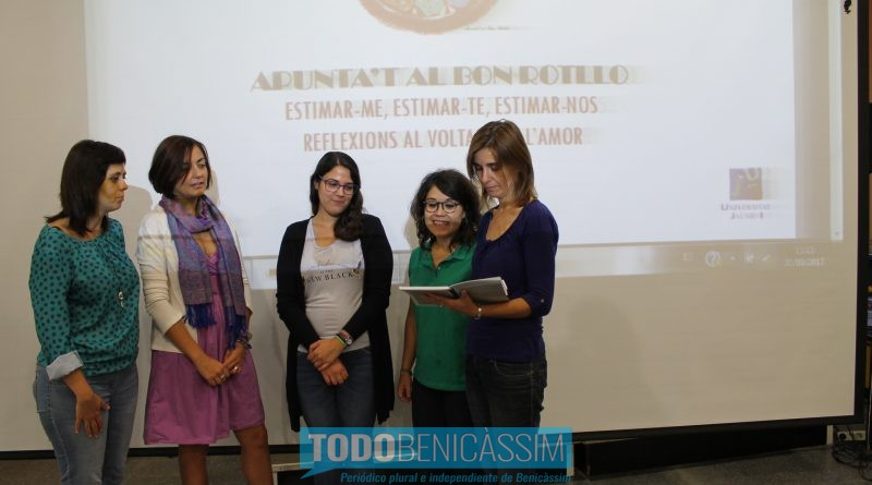 Estudiantes de Benicàssim participan en talleres de prevención de violencia de género