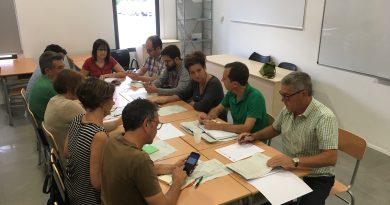 Benicàssim acoge la reunión del Pacto Territorial para el Desarrollo Local y Empleo Plana Alta Nord