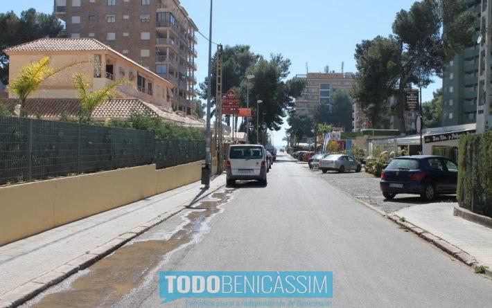 La Junta de Gobierno de Benicàssim aprueba el proyecto de remodelación de la calle Bisbe Serra