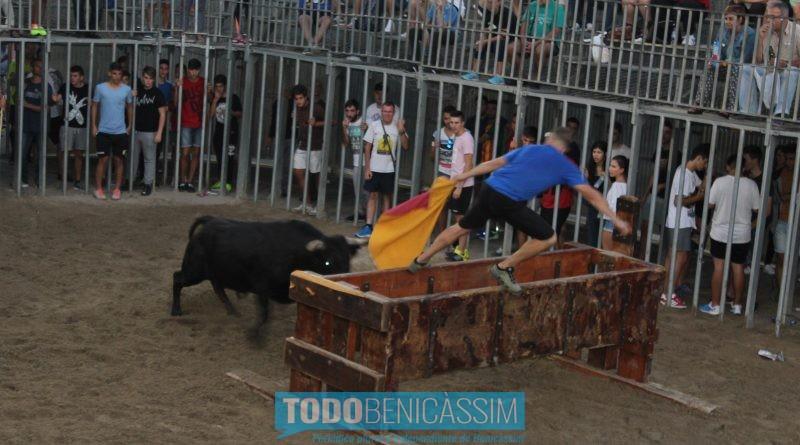 Benicàssim acoge el primer desafío taurino del cartel de las fiestas de Santo Tomás