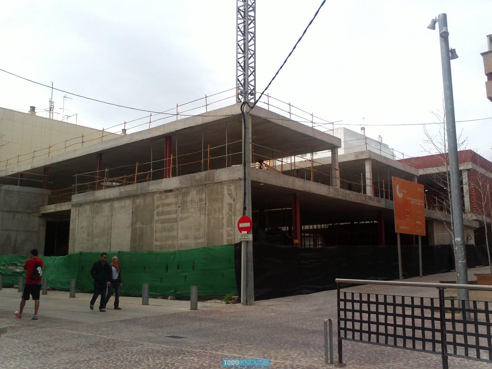 14 empresas interesadas en retomar las obras del CEAM en Benicàssim ...