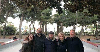 Compromís pide un reconocimiento para la directora del albergue Argentina, Charo Espinosa