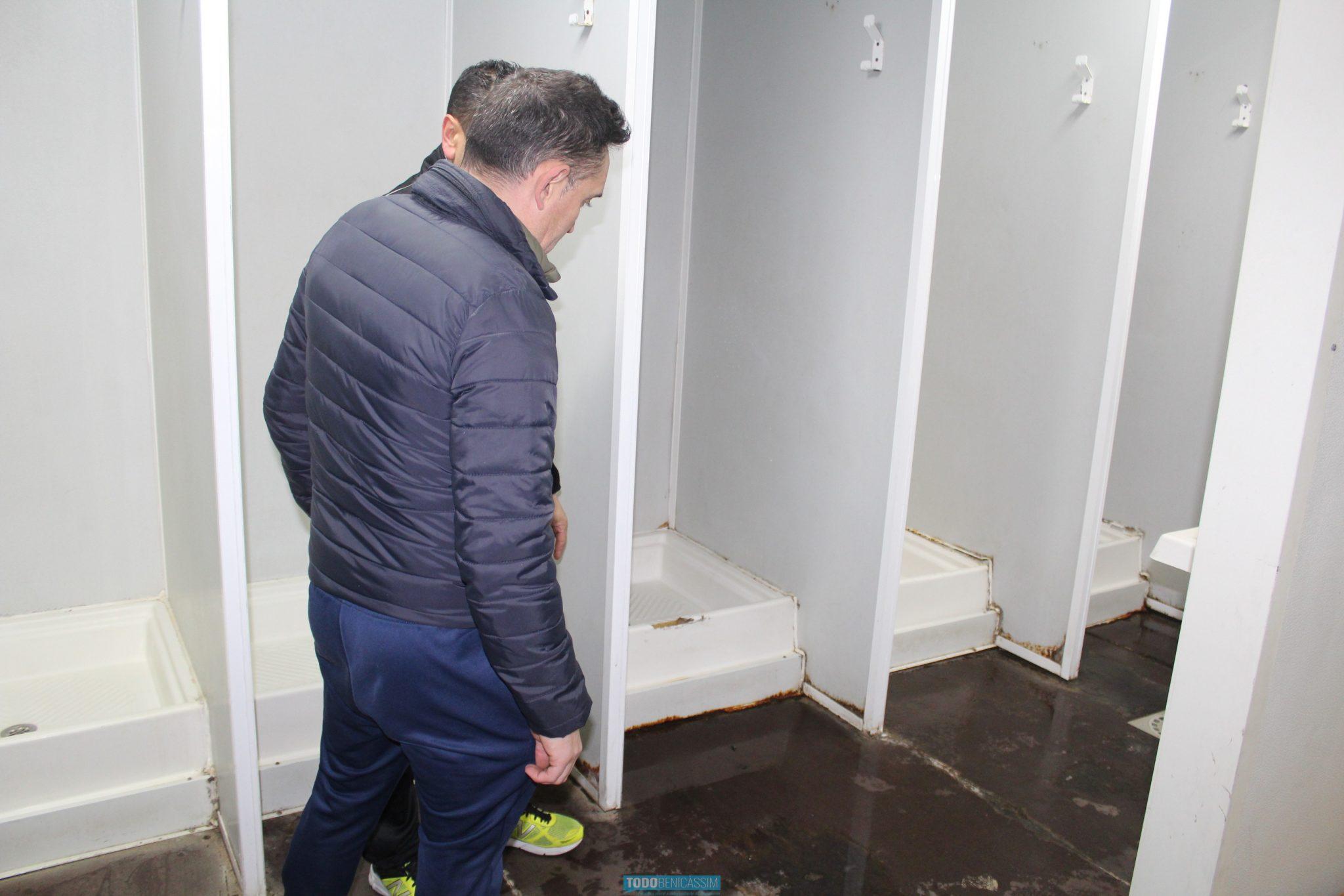 Fotos de jugadores de futbol en las duchas 24