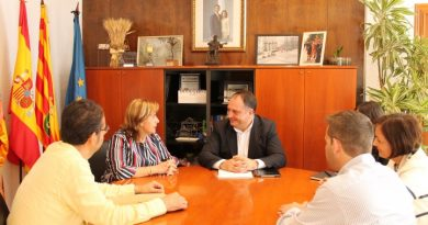 El Ayuntamiento de Benicàssim y la Diputación colaborarán para el fomento de la empleabilidad local