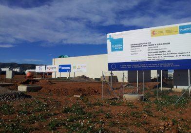 Benicàssim destina 20.000 euros ante la puesta en marcha de la desaladora