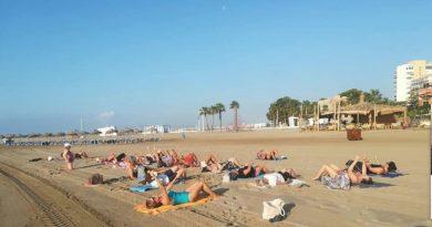 En marcha las actividades deportivas de las playas de Benicàssim