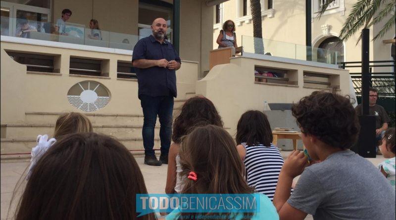 Benicàssim dinamiza el verano con cuentacuentos para niños y adultos