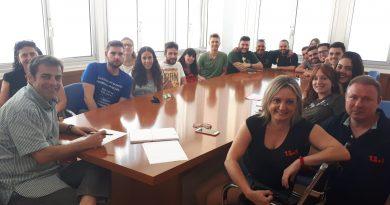 Los jóvenes consensúan con el Ayuntamiento retomar el Día de Peñas