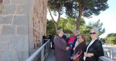 Ciudadanos Benicàssim pide hacer accesible la Torre Sant Vicent