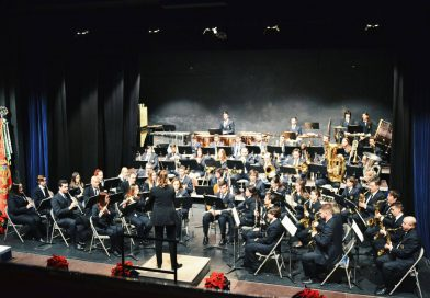 La banda da la bienvenida a la navidad este sábado con su tradicional concierto