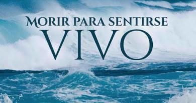 Nacho Blasco publica la novela 'Morir para sentirse vivo'