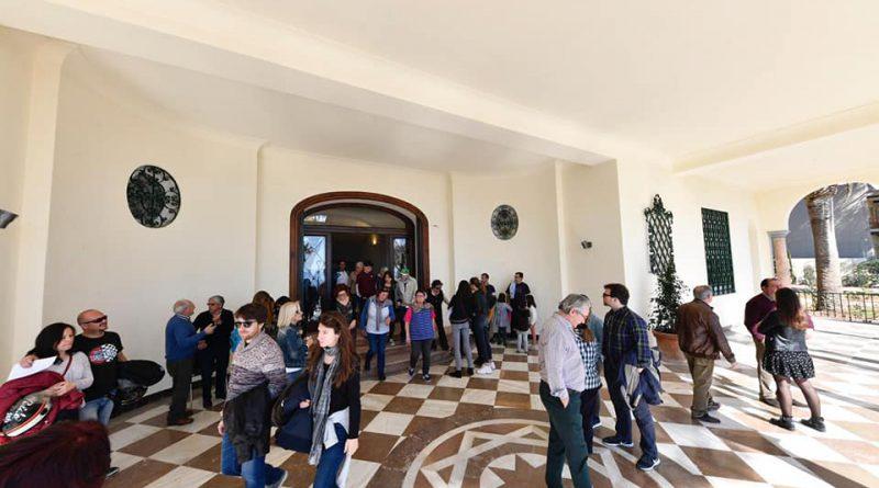 Imagen de la jornada de puertas abiertas que se celebró el primer fin de semana de marzo.