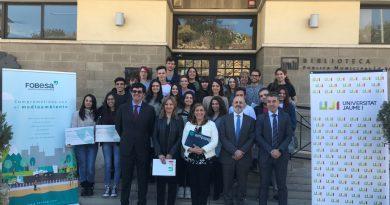 Un total de 25 universitarios de Benicàssim reciben las becas Fobesa