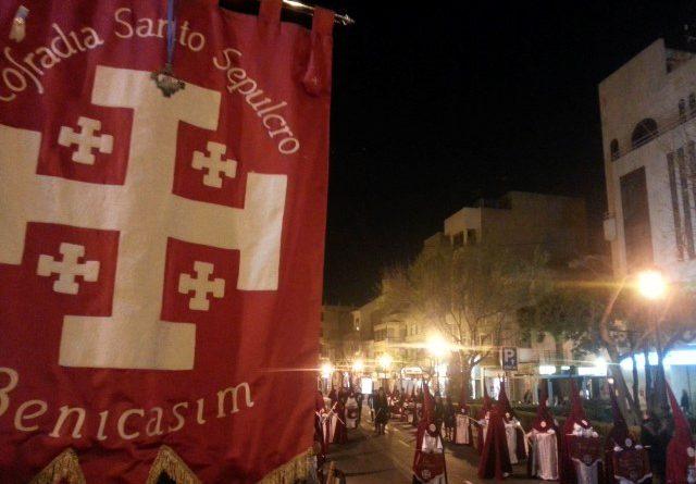 Trasladada la tamborà de Semana Santa al polideportivo de Benicàssim