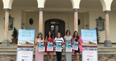 Villa Elisa acogerá la Feria Nacional de Novela Romántica de Benicàssim