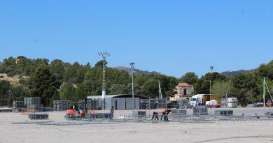 El Ayuntamiento pagará 3 euros más por m2 del recinto de festivales