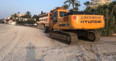 Benicàssim mejora la accesibilidad de la playa Els Terrers