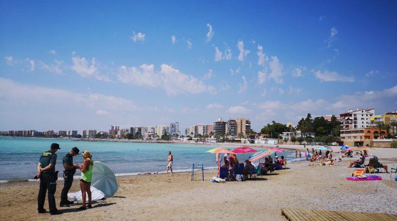 Muere una mujer de 63 años en la playa Els Terrers de Benicàssim