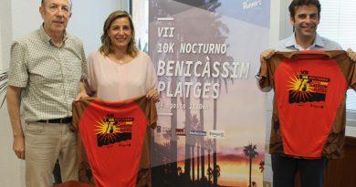 El VII 10K Nocturno Benicàssim Platges quiere batir récord