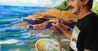 La mirada del Mediterráneo de Jaime Sidro llega a Benicàssim