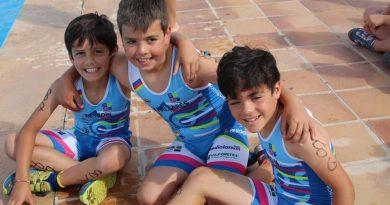 El Club Triatló Formigues empieza nueva temporada en Benicàssim