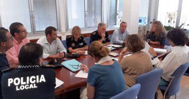 Benicàssim trabaja en ampliar la plantilla de la Policía Local el próximo año
