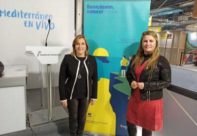 Benicàssim se presenta en Fitur como Destino Turístico Saludable