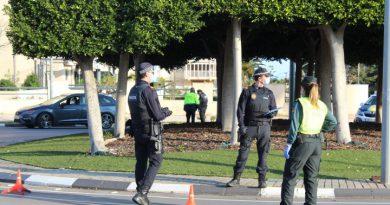 La Policía Local identifica a 278 personas para evitar desplazamientos innecesarios