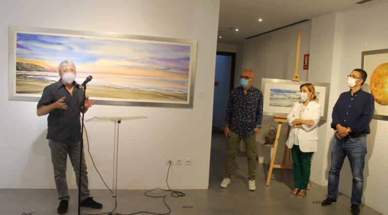 La sala Melchor Zapata reabre con una exposición de Pascual Cándido