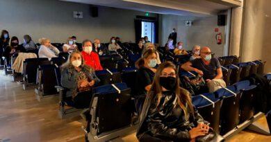 El teatro reabre con la película 'La Boda de Rosa', rodada en Benicàssim