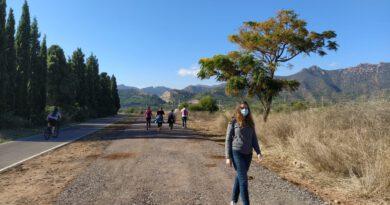 Benicàssim estrena una ruta saludable desde Mohíno al Voramar