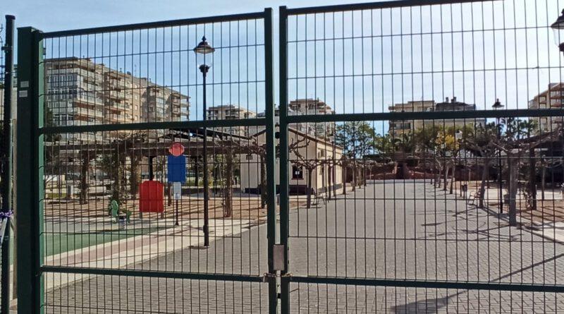 Benicàssim reabre parques y juegos infantiles tras bajar los casos covid