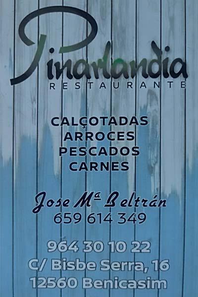 Restaurante Pinarlandia