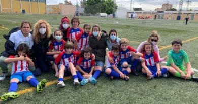 El C.D. Benicasim clasifica a cuatro de sus equipos en la liga oro o ascenso
