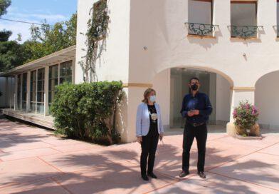 El Ayuntamiento saca a licitación el restaurante de Villa Elisa