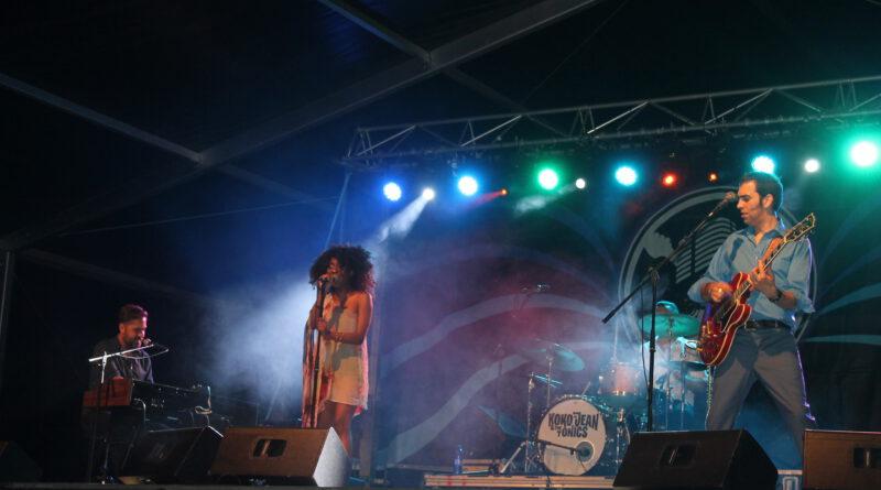 La primera jornada del Benicàssim Blues Festival acoge a unas 600 personas