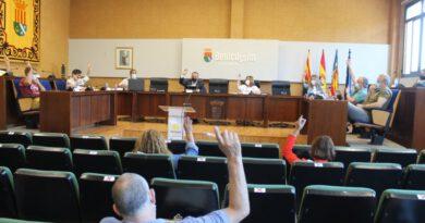 Benicàssim suspende el pago de la tasa de terrazas de hostelería para 2022