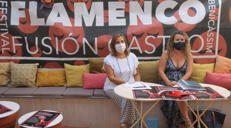 Fichan a Falete y a Manzanita para el festival flamenco de Benicàssim