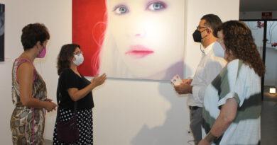 El centro Melchor Zapata acoge la exposición de Josie McCoy