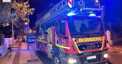 Fallece la mujer hospitalizada en La Fe tras el incendio en Benicàssim