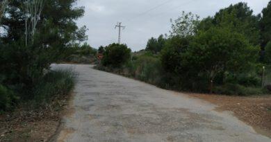 Benicàssim mejorará y acondicionará el camino rural de Miravet