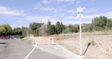 El PSPV de Benicàssim denuncia los impedimentos para usar el carril bici