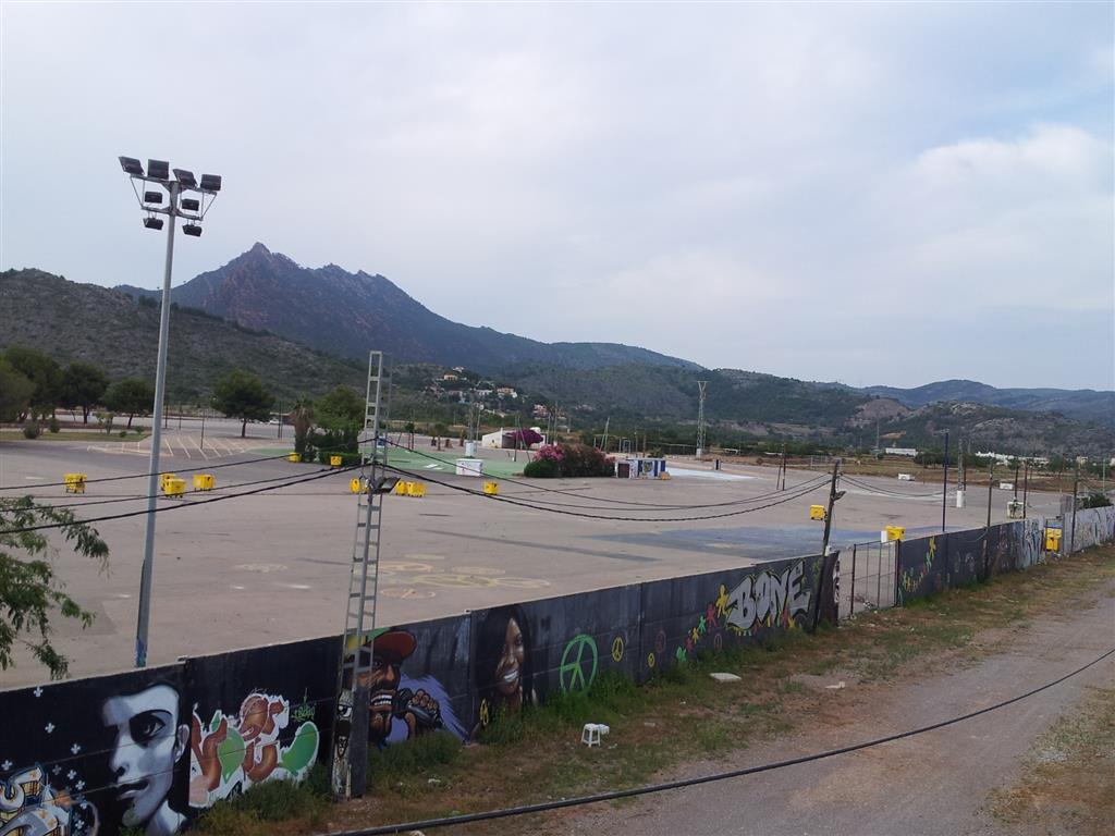 Benicàssim notifica a los propietarios para expropiar el recinto de festivales